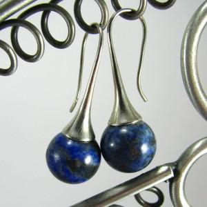 Lapis Lazuli Küpe